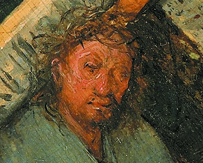 CHRISTS HEAD