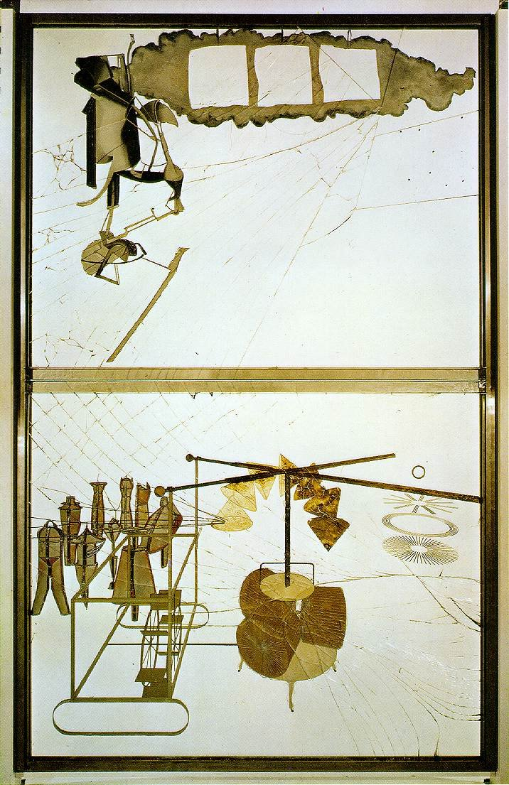 marcel_duchamp_2_the_bride_stripped_bare_by_her_bachelors_even